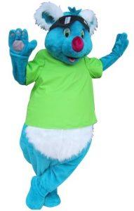 Blue Koala 2001
